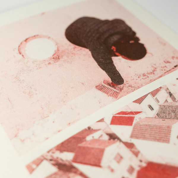 Image / Risograph printing
