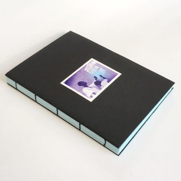 quaderno azzurro